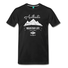 Load image into Gallery viewer, Men's Authentic Mountain Clothing Co. T-Shirt - black