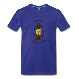 Men's Lantern T-Shirt - royal blue