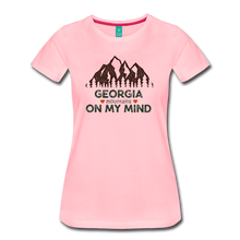Load image into Gallery viewer, Women's Georgia on my Mind T-Shirt - pink
