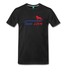 Load image into Gallery viewer, Men's True Love T-Shirt - black