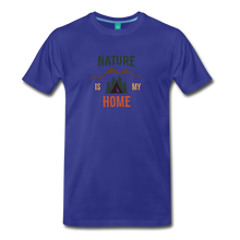 Load image into Gallery viewer, Men's Nature - royal blue