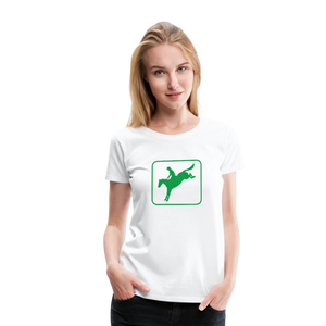 Women's  Cross-Country Icon T-Shirt - white