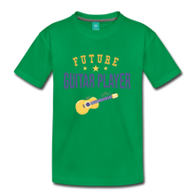 Load image into Gallery viewer, Kids' Guitar Player T-Shirt - kelly green
