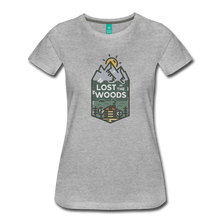 Load image into Gallery viewer, Women's Lost T-Shirt - heather gray