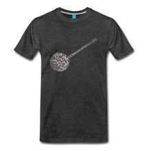 Load image into Gallery viewer, Men's Big Rock Candy Mountain T-Shirt - charcoal gray
