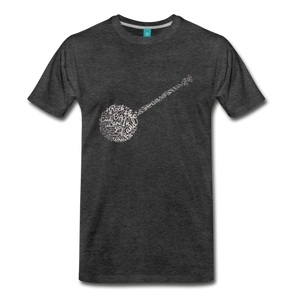 Men's Big Rock Candy Mountain T-Shirt - charcoal gray