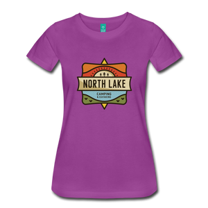 Women's North Lake T-Shirt - light purple