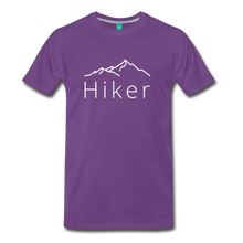 Load image into Gallery viewer, Men's Hiker T-Shirt - purple