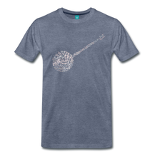 Load image into Gallery viewer, Men's In The Jailhouse Now T-Shirt - heather blue