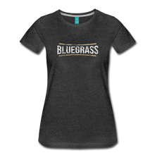 Load image into Gallery viewer, Women's Bluegrass T-Shirt - charcoal gray