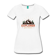 Load image into Gallery viewer, Women's Explorer - white