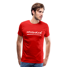 Load image into Gallery viewer, Men's Westward T-Shirt - red