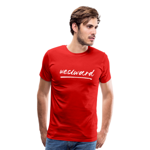 Men's Westward T-Shirt - red