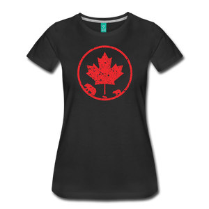 Women's Canadian Bears T-Shirt - black
