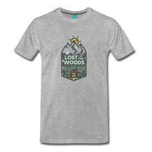 Load image into Gallery viewer, Men's Lost T-Shirt - heather gray