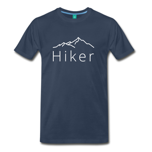 Men's Hiker T-Shirt - navy