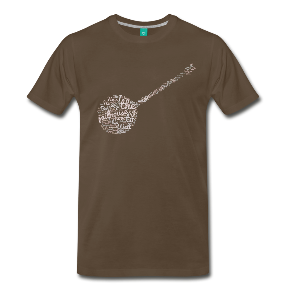 Men's In The Jailhouse Now T-Shirt - noble brown