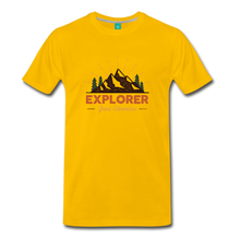 Load image into Gallery viewer, Men's Explorer - sun yellow