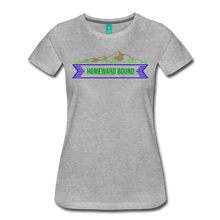 Load image into Gallery viewer, Women's Homeward Bound T-Shirt - heather gray