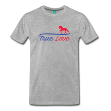 Load image into Gallery viewer, Men's True Love T-Shirt - heather gray