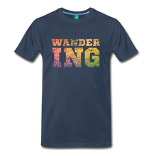 Load image into Gallery viewer, Men's Wandering T-Shirt - navy
