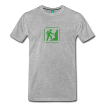Load image into Gallery viewer, Men's Climb Icon T-Shirt - heather gray
