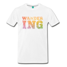 Load image into Gallery viewer, Men's Wandering T-Shirt - white
