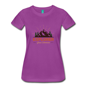 Women's Explorer - light purple