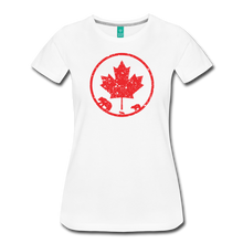 Load image into Gallery viewer, Women's Canadian Bears T-Shirt - white