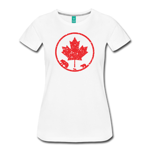 Women's Canadian Bears T-Shirt - white