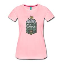 Load image into Gallery viewer, Women's Lost T-Shirt - pink