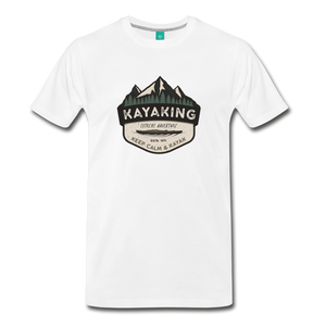 Men's Kayaking T-Shirt - white