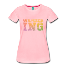 Load image into Gallery viewer, Women's Wandering T-Shirt - pink