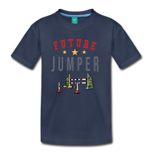 Load image into Gallery viewer, Kids' Future Jumper T-Shirt - navy