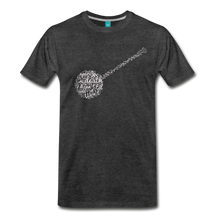 Load image into Gallery viewer, Men's Oh Death T-Shirt - charcoal gray