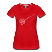 Load image into Gallery viewer, Women's Cripple Creek T-Shirt - red