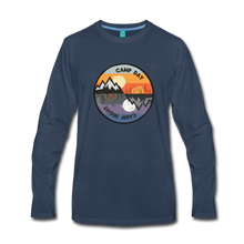 Load image into Gallery viewer, Men's Camp Day Long Sleeve Shirt - navy