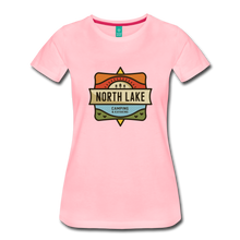 Load image into Gallery viewer, Women's North Lake T-Shirt - pink