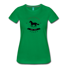 Load image into Gallery viewer, Women's Live to Ride T-Shirt - kelly green