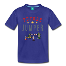 Load image into Gallery viewer, Kids' Future Jumper T-Shirt - royal blue
