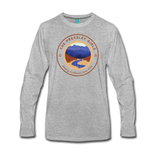 Load image into Gallery viewer, Men's The Pressley Girls Long Sleeve T-Shirt - heather gray