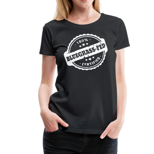 Women's Bluegrass-Fed T-Shirt - black