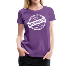 Load image into Gallery viewer, Women's Bluegrass-Fed T-Shirt - purple