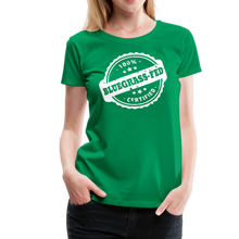Load image into Gallery viewer, Women's Bluegrass-Fed T-Shirt - kelly green