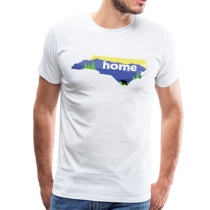 Men's North Carolina Home T-Shirt - white