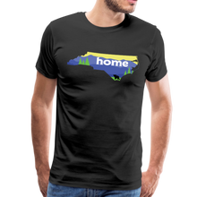 Load image into Gallery viewer, Men's North Carolina Home T-Shirt - black