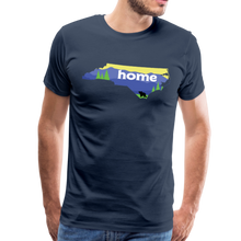 Load image into Gallery viewer, Men's North Carolina Home T-Shirt - navy