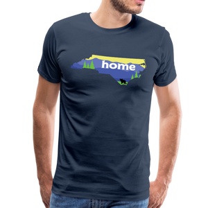 Men's North Carolina Home T-Shirt - navy