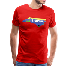 Load image into Gallery viewer, Men's North Carolina Home T-Shirt - red