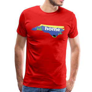 Men's North Carolina Home T-Shirt - red